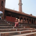 Jama Masjid - Friday Mosque New Delhi