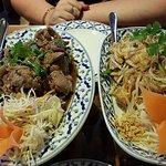 Pad Thai and Lamb