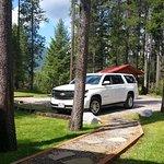 Foto de Historic Tamarack Lodge