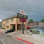 Cedar Rest Motel Foto