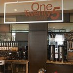 One Twenty 5 Café, Nikko And Rich always pleasant- great coffee and freshly baked breads!