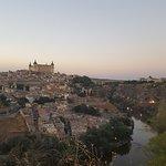 Vista de Toledo desde el mirador