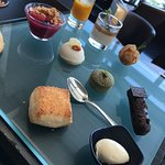 High Tea... non traditional Japanese nor English