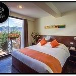 Habitación matrimonial con vista panoramica
