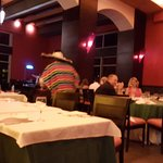 Restaurante mejicano LOS GALLOS en Hard Rock Hotel Punta Cana (All Inclusive)