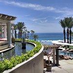 Hilton Los Cabos swim up bar