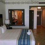 Hilton Los Cabos king suite view