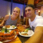 Amazing seafood!