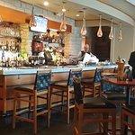 Bar at Fogo de Chao, Houston, TX