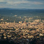 View over Florence from La Reggia