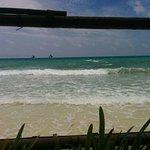 high tide in Boracay!