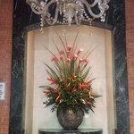Lobby del primer piso