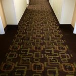 Carpet decor on 3rd