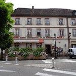 Foto de La Couronne à Wissembourg