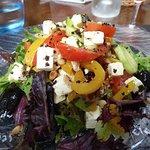 Salade crétoise