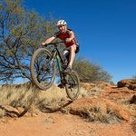 MTB - Mountain Biking, Alice Springs Outback Cycling