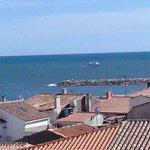 possibilité de visité l'église des saintes et de grimper sur le toit pour admirer la vue sur la