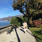 Grand Hotel Villa Serbelloni Terrace Foto