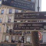 Hotel Regyn's Montmartre Foto