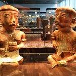 Потрясающие керамические фигуры (Ю.Америка)