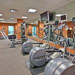 Workout in our extensive 24-hour Fitness Center and Indoor Pool