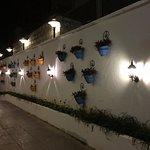 Decorated Entrance on Diwali-2015