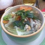 Keang Theud Woensen soup.