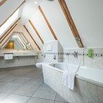 Badezimmer Doppelzimmer Maisonette