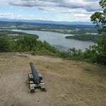 View from Mt. Defiance.