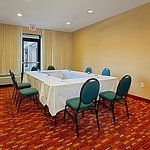 Black Beret Meeting Room - Hollow Square Setup