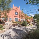 Foto van Stone Brewing World Bistro & Gardens