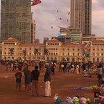 Photo de Galle Face Hotel Colombo