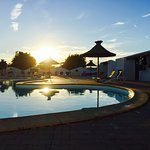 Photo de Camping le Clos du Rhone