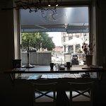 Bilde fra Farbror Melkers Café