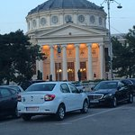 Bucharest National Opera House Foto