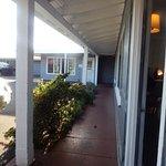 Foto de Deane's Oceanfront Lodge