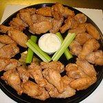Wing Platter