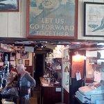 The bar and the landlady