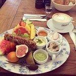 Super Frühstück! 😋