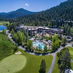Resort at Squaw Creek_Exterior_Aerial view