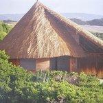 Un des trois bungallows.