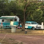 Great place! Great vibe! Vintage campers and cars everywhere! Very clean restrooms and showers.