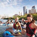 Rafting Calgary Bow River