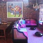 Salotto marocchino..