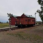 Old train.