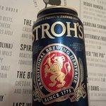 Stroh's $2 beer