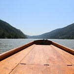 Possible activity, rent a boat on the Danube