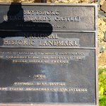 National Historical Landmark plaque