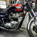 Triumph Bonneville 750 - last one made