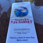 Kilauea Fish Market Foto